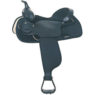 Rough Out Lightweight Saddle