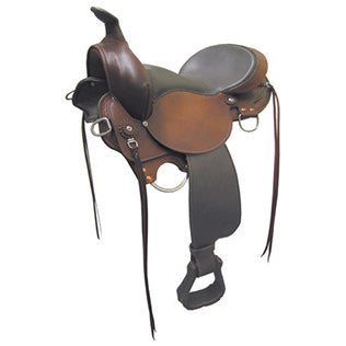 Gaited Cross Trail Saddle