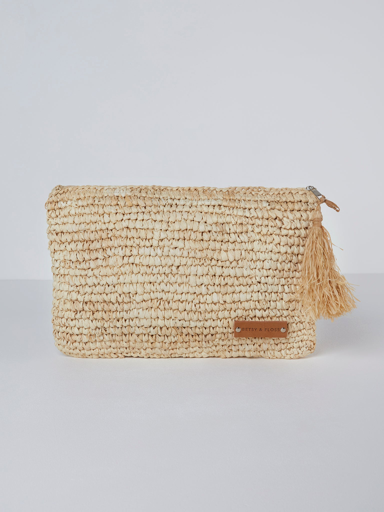 The Pollensa Woven Bag | Betsy & Floss