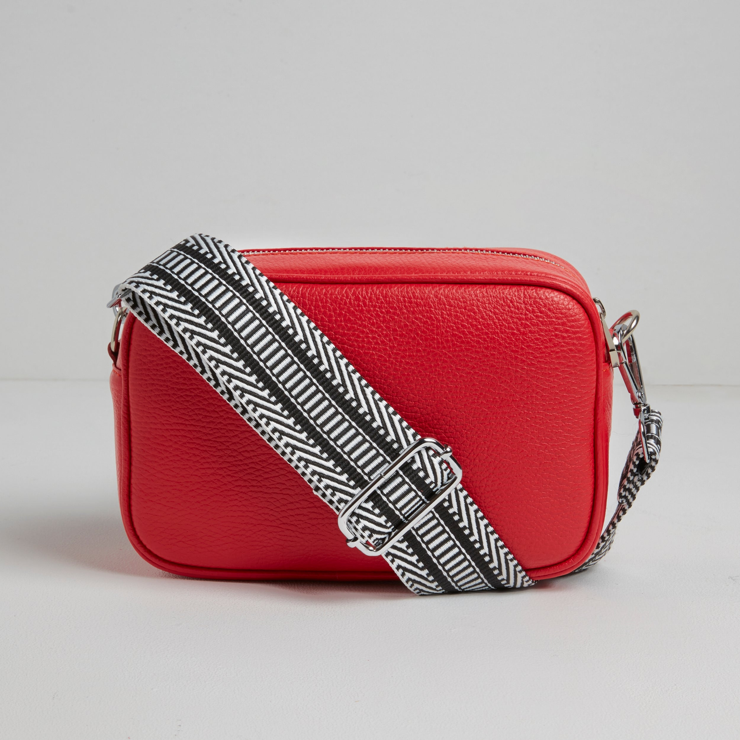 Florence - Crossbody Bag in Red