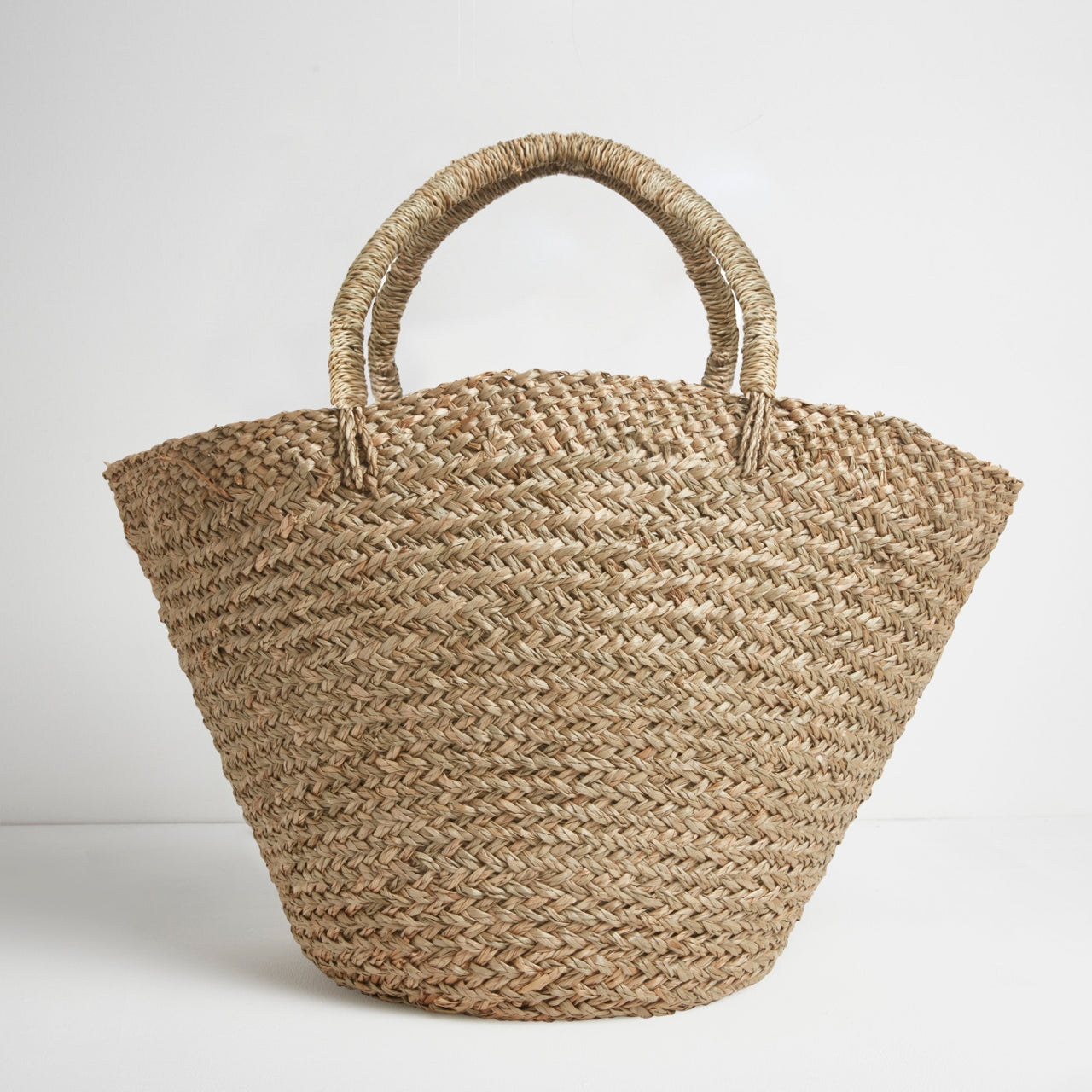 Toulouse Basket Bag