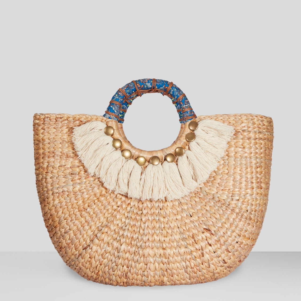 Lamu Basket Bag