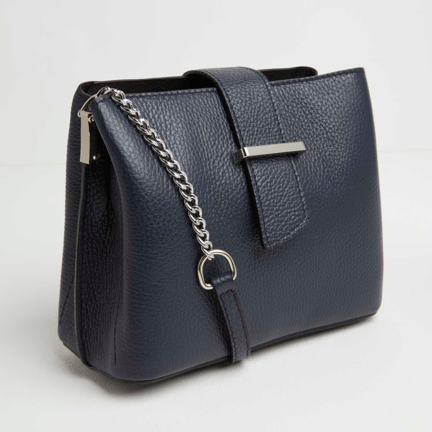 Alusia Crossbody Bag with Chain Strap