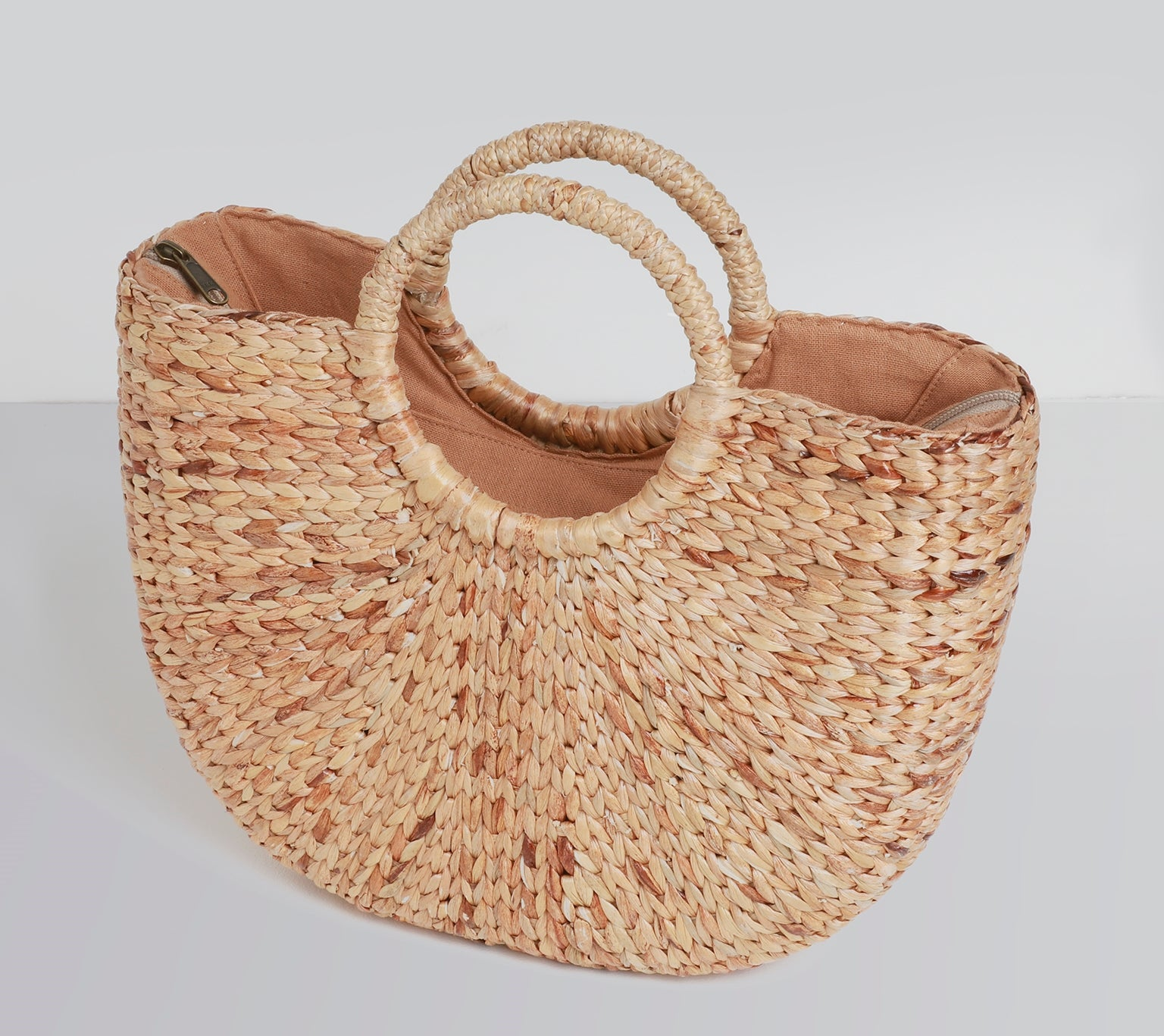 Large Ischia Basket Bag