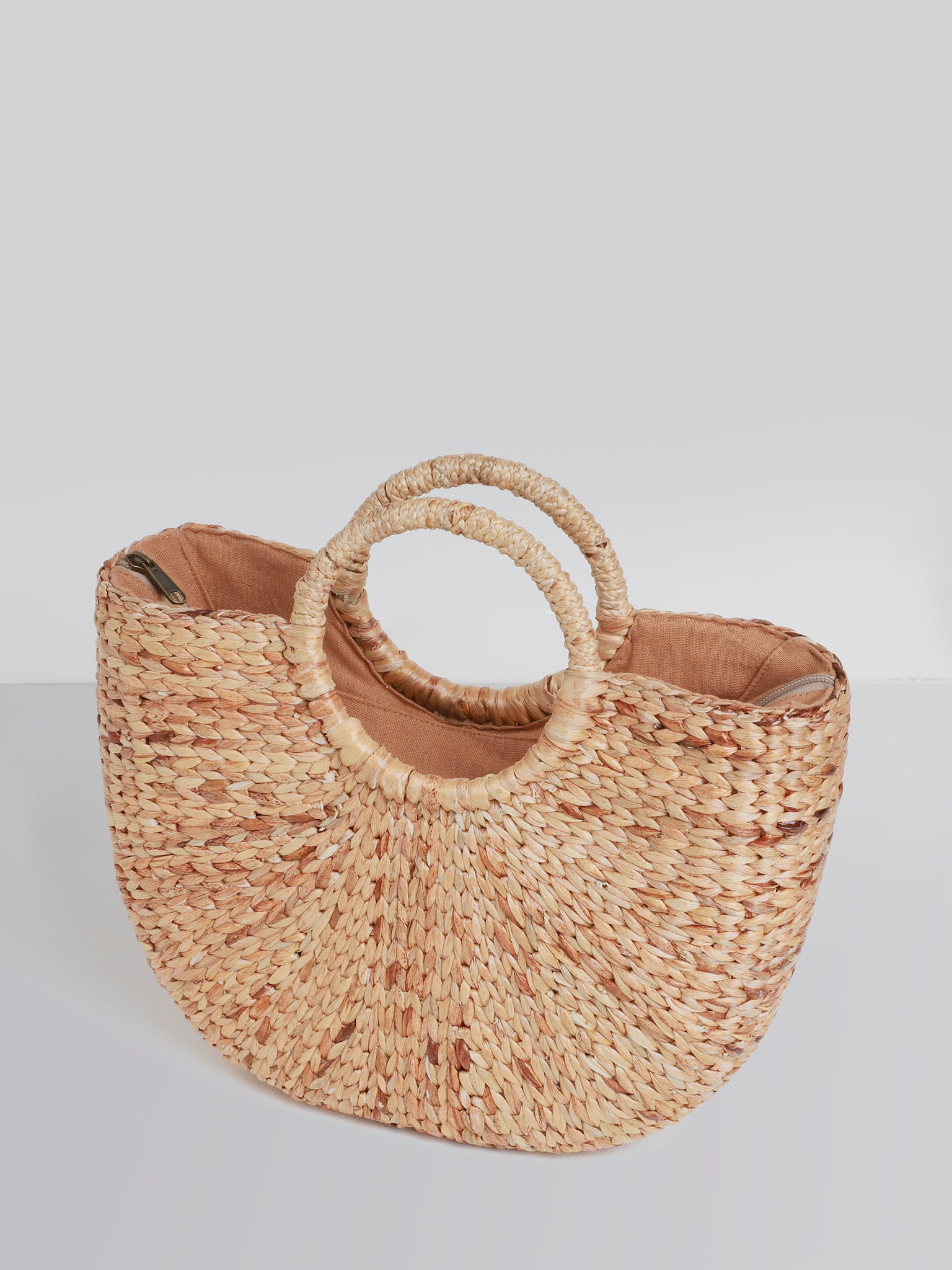 Large Ischia Basket Bag | Betsy & Floss