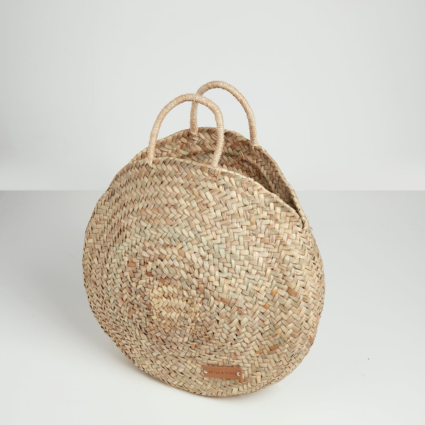 Vernazza Basket Bag