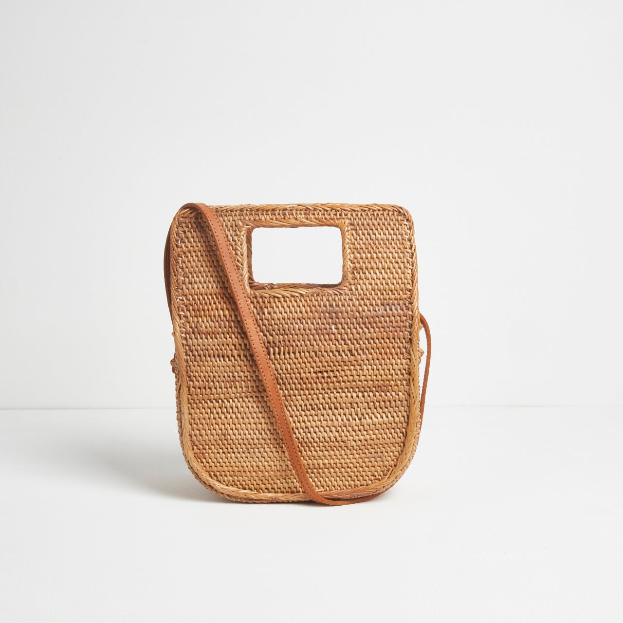 Sunar Basket Bag