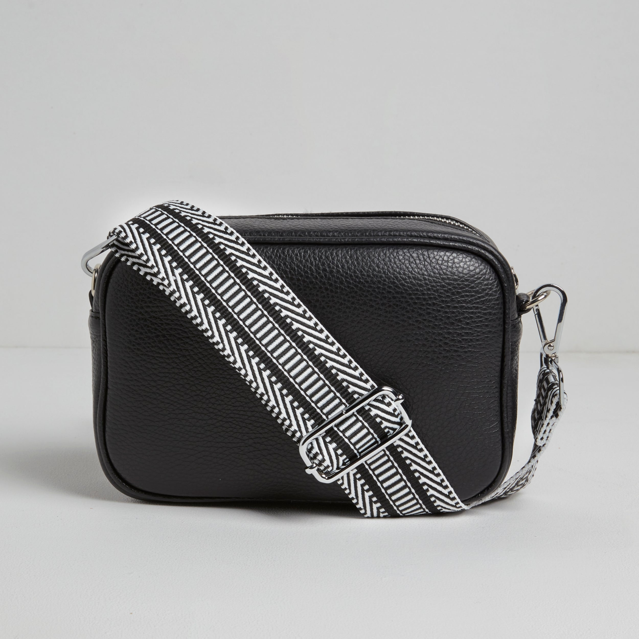 Florence - Crossbody Bag in Black