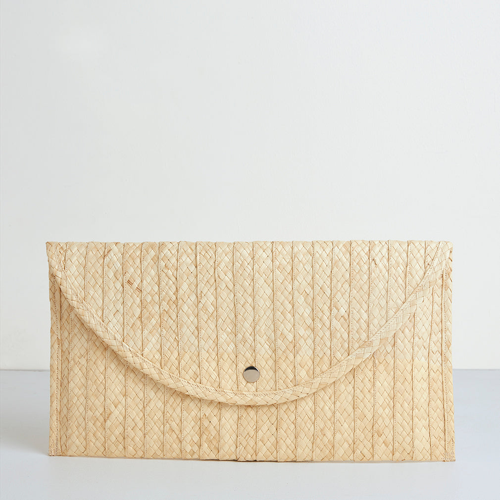 Mata Clutch Bag | Betsy & Floss