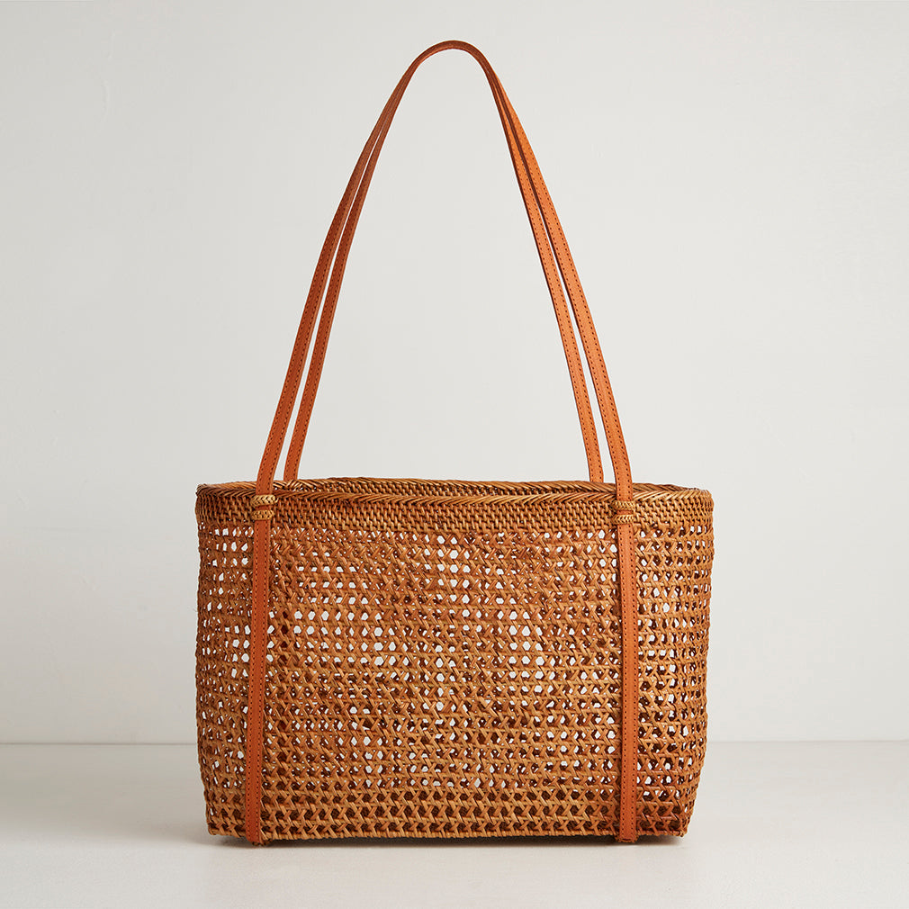 Ayana Basket Bag