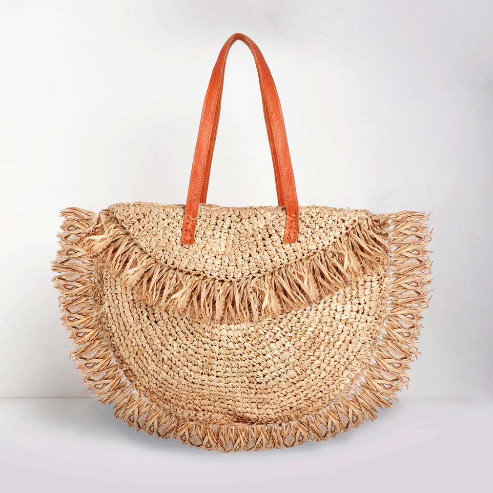 Cannes Basket Bag | Betsy & Floss
