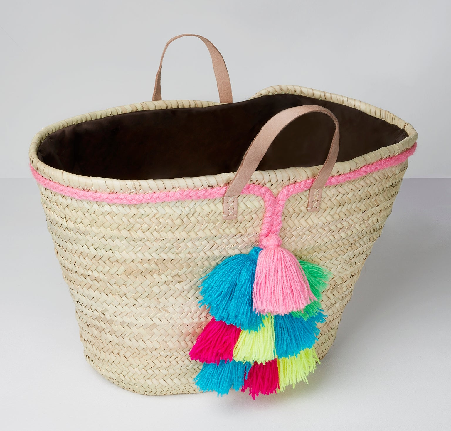 Coachella Basket Bag | Betsy and Floss