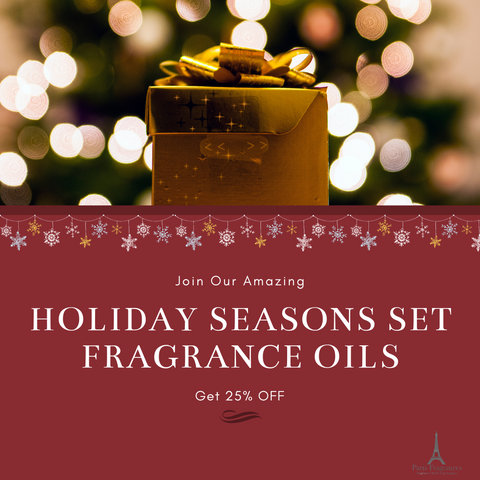 Holiday Season Scents