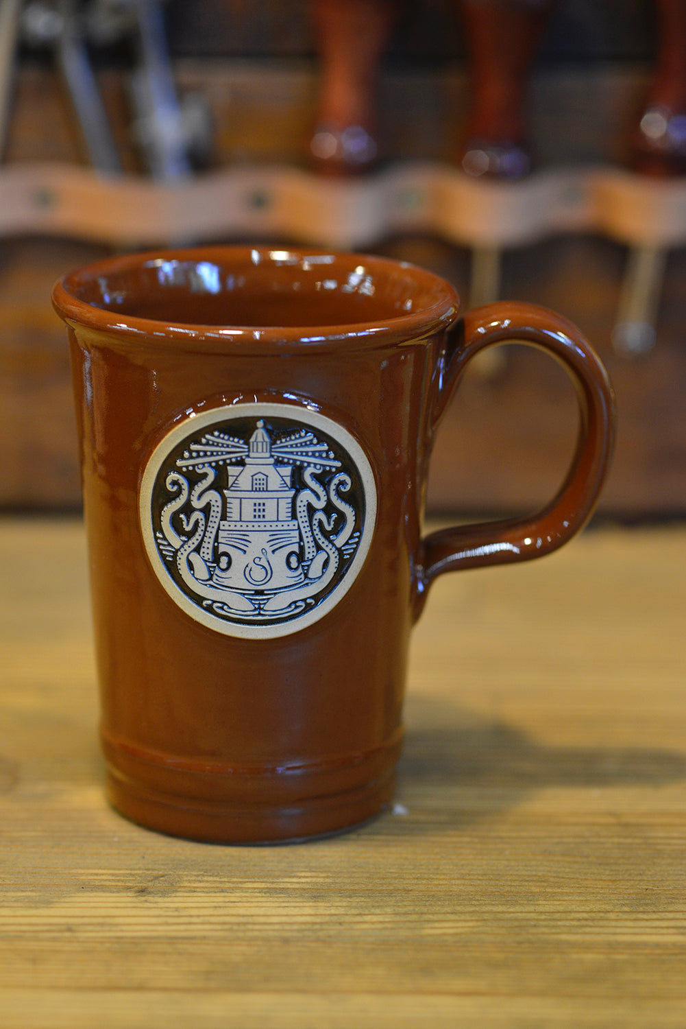 Kyler Martz x Ship John - Squid Coffee Mug