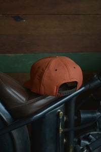 Trucker Hat - Orange Twill
