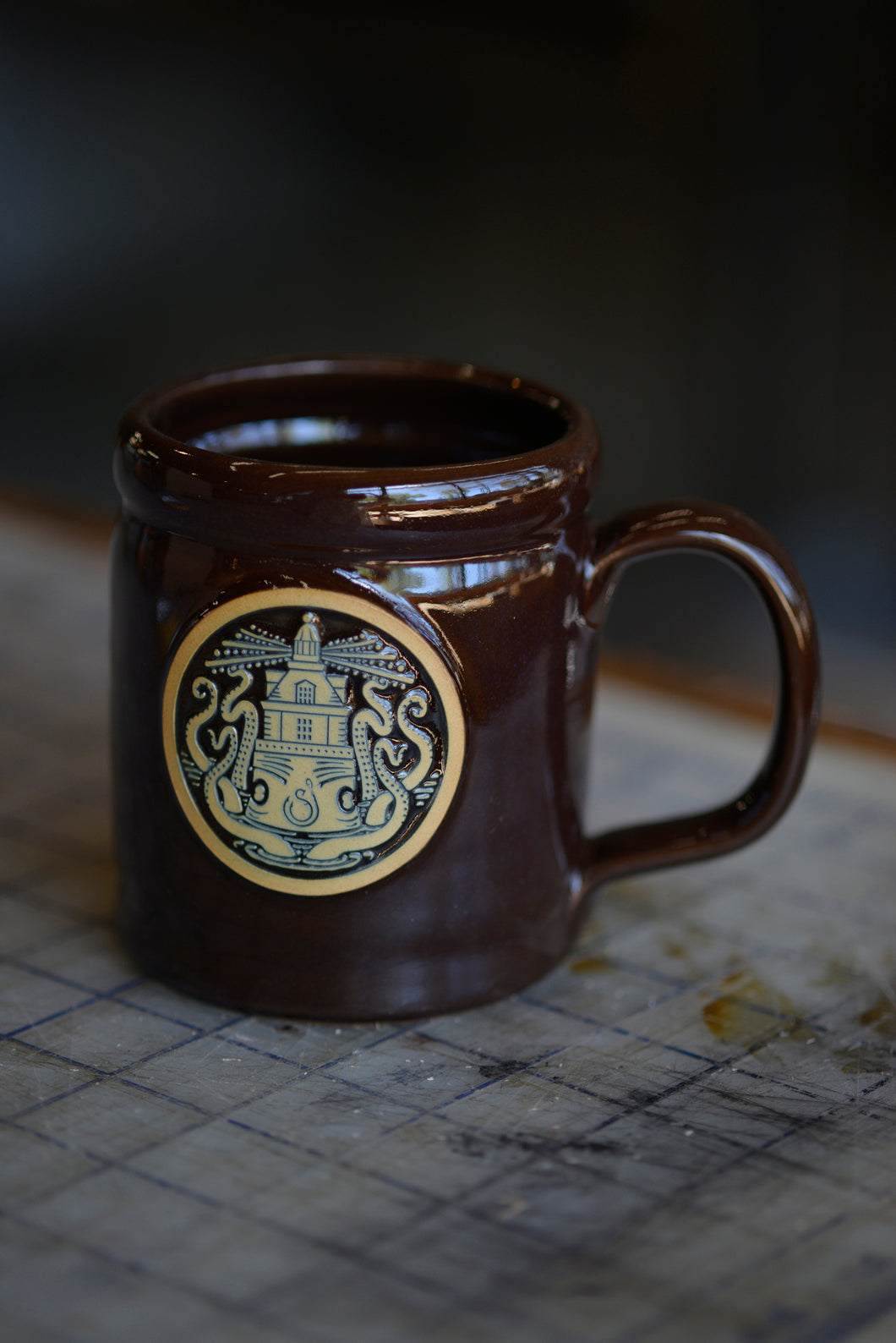 Kyler Martz x Ship John - Squid Coffee Mug V2