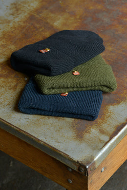Standard Issue Wool Cap