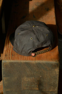 Waxed Wills Hat - Brown