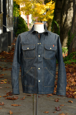 The Wills Jacket - Denim *Pre-Order Closed*