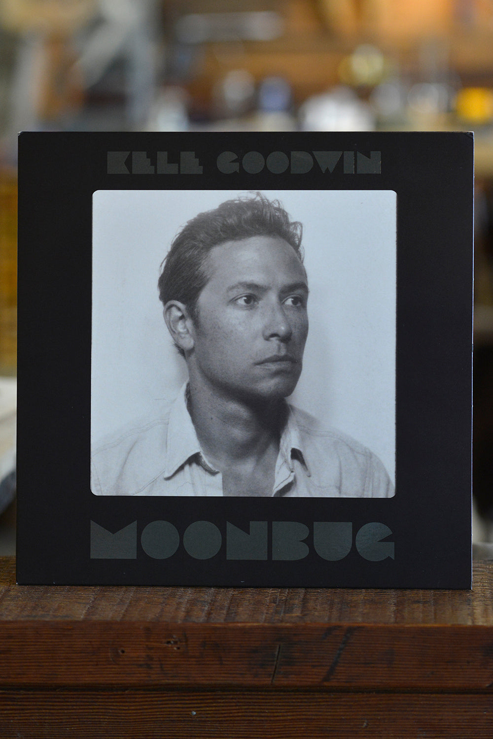 Kele Goodwin - Moonbug LP