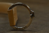 Good Art x Ship John Bull Ring Belt - Sterling