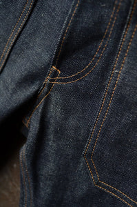 Guthrie Work Jeans - Indigo Denim