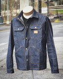 The Wills Jacket - Denim