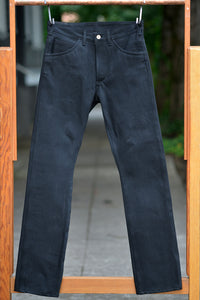 Shaver Jeans - Black Denim