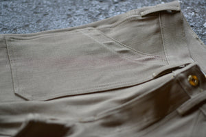 Guthrie Work Jeans - Tan Twill