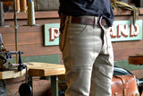 Guthrie Work Jeans - Tan