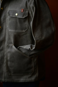 The Wills Jacket - Waxed Canvas *Deposit*