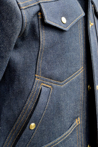 Ramblin' Jacket - Broken Twill