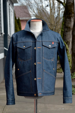 Ramblin' Jacket - Broken Twill *Pre-Order Deposit*