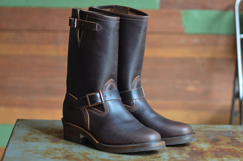 Wesco x Ship John Brown Boss Boots *Deposit*