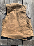 Wray Vest - Waxed Canvas **Pre-Order Closed**