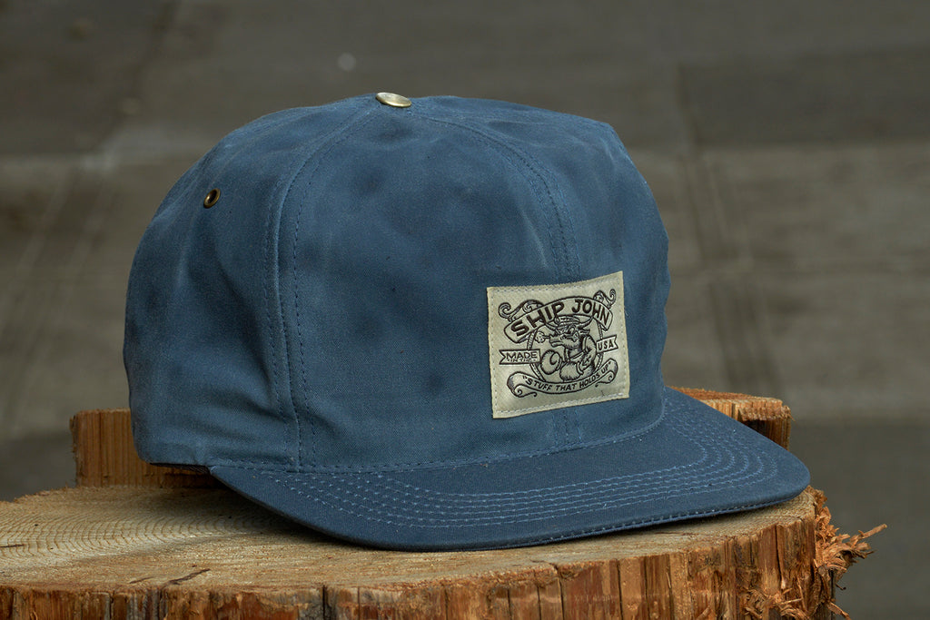 Waxed Wills hats - In Stock