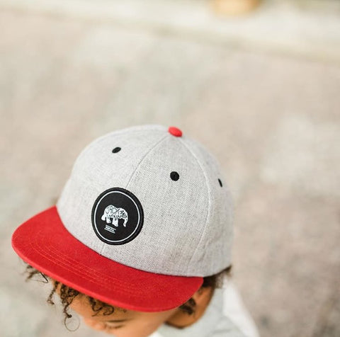 new concept ef967 d1f20 The brims are made of cotton and the snapback closure makes it size  adjustable. It maintains a soft, comfortable feel despite its durability.  If you want ...