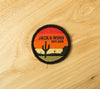 Desert Sunset Patch