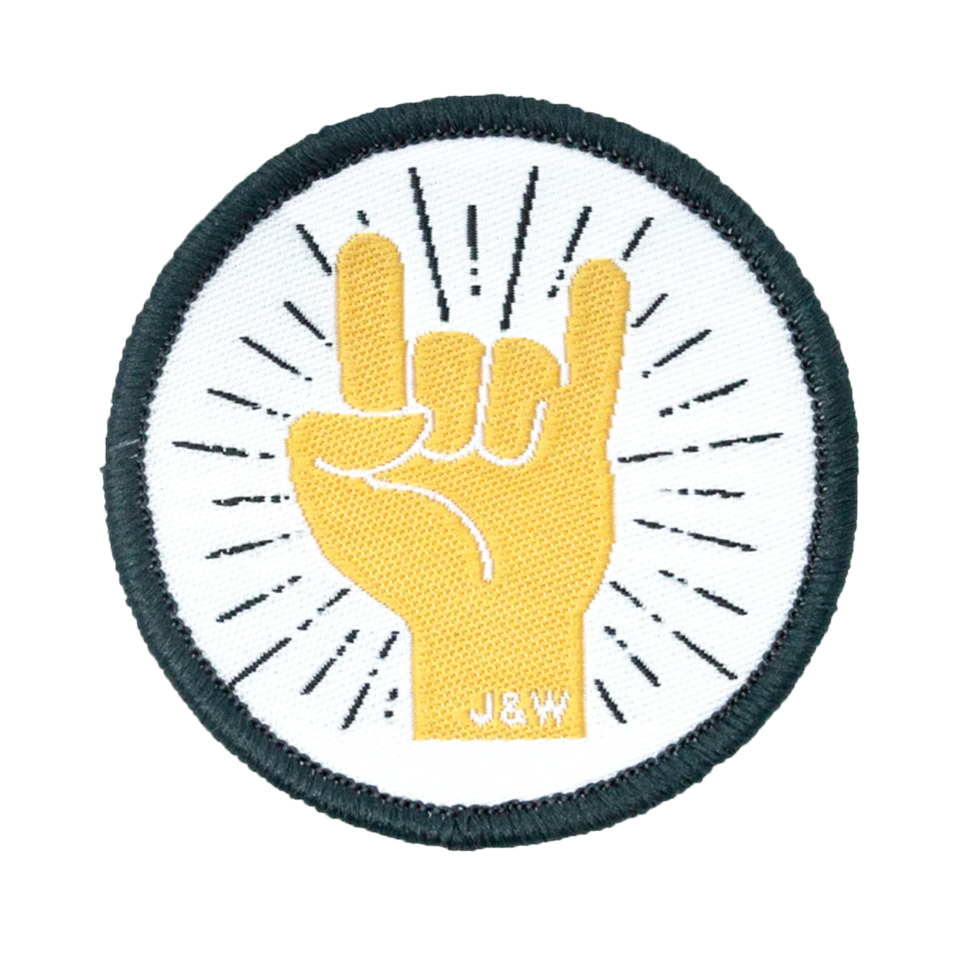 "JW ""For Those About to Rock"" Patch"