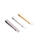 Better Fellow Insider, 3-Piece Tie Clip Set