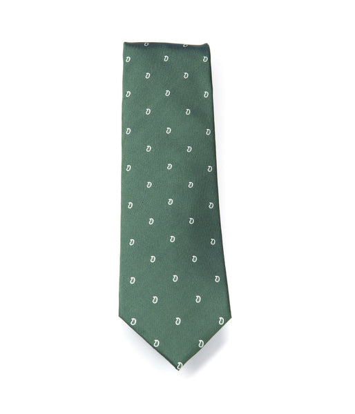 Better Fellow Alan Green Paisley Silk Slim Tie