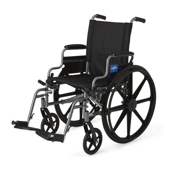 "K4 Basic Lightweight Wheelchairs (WHEELCHAIR, K4, BASIC, 18"", RDLA, S / A FOOT)"