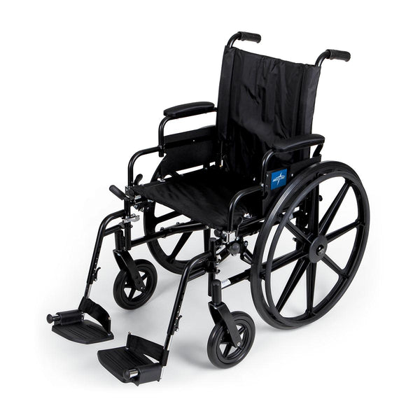 "K4 Basic Lightweight Wheelchairs (WHEELCHAIR, K4 LIGHT, 20"", DLA, S / A FOOT)"