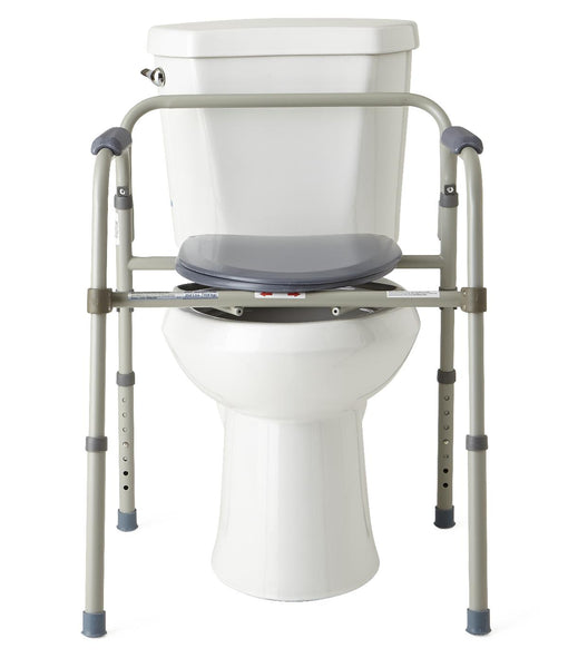Folding Steel Commode at EP Medical Equipment Pharmacy