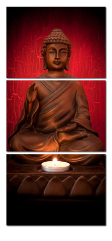Buddha Painting Art Modern Printed Picture