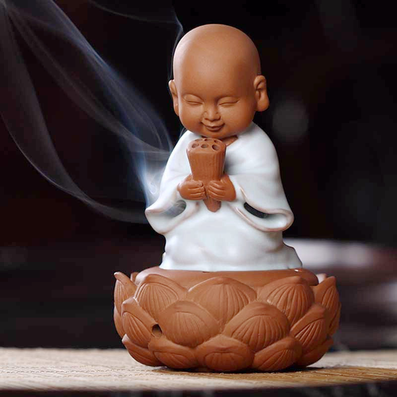 MOYLOR Q ~ Kozo Ceramic Incense Burner-Sunetra