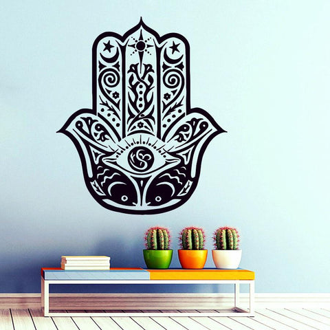 Hindu Idol wall mural for peace and harmony ~-Sunetra