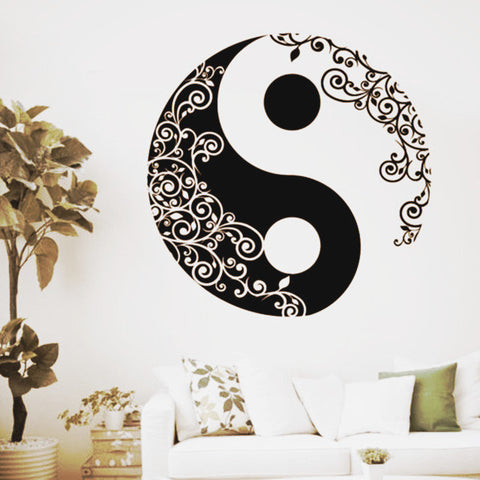 """YIN-YANG"" sign of male and female energy ~-Sunetra"