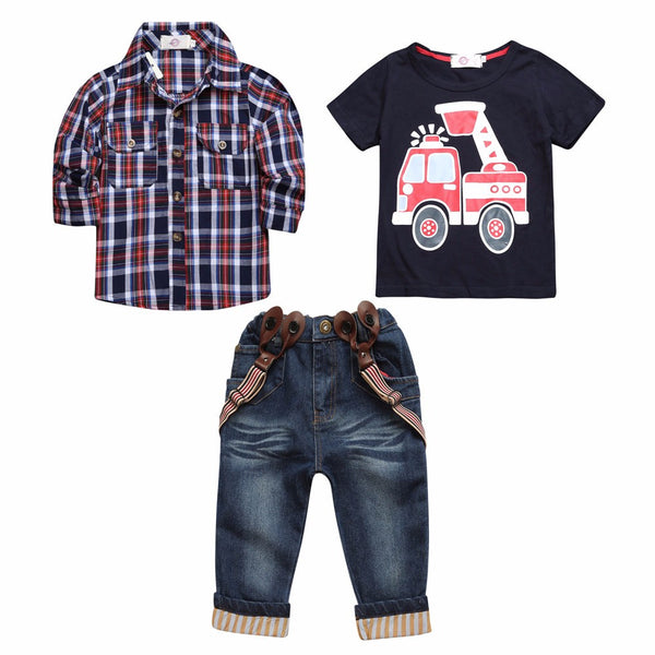 Cutest every day (or boutique) outfit for boys