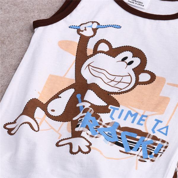 Little Monkey Set